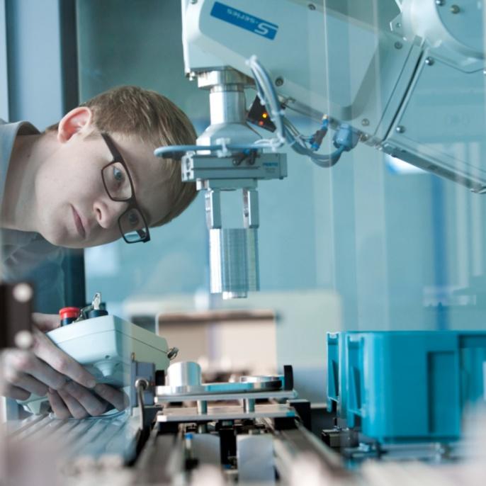Die Universität Stuttgart zählt zu den herausragenden Forschungsuniversitäten weltweit.